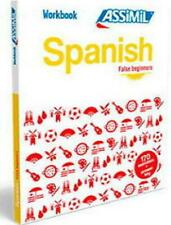 Spanish Workbook by Assimil Nelis Paperback Book Free Shipping!