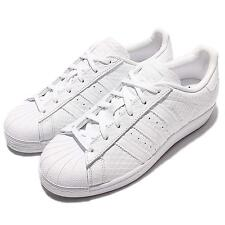 adidas Originals Superstar W White Snakeskin Leather Womens Casual Shoes S76148