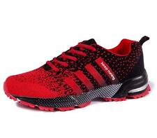 Womens Mens Air Cushion Sports Athletic Running Sneakers Casual Training Shoes