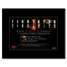 FIGHTSTAR - We Apologise For Nothing Mini Poster