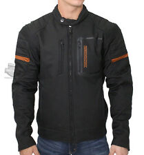 Harley-Davidson Mens Longhorn Windproof Reflective Riding Jacket 97169-17VM