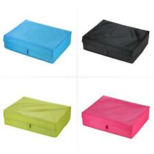 Underwear Organizer Storage Drawer Box Divider Bra Socks Ties Container Y5I1