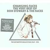 Faces - Changing (The Very Best of Rod Stewart & the , 2003) 2 CD EDITION