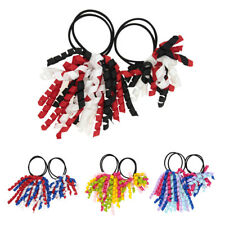 Women & Girl Multi Curling Band Hair Band Ponytail Holder Head Rope Accessories