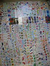 Huge Lot Mrs Grossmans Stickers 25 50 100 Flowers Animals Any Occasion Vtg New &