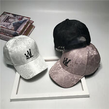 Personality Crown Lace Embroidery Hip Hop adjustable Snapback Hat Baseball Cap