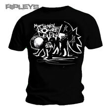 Official T Shirt MY CHEMICAL ROMANCE Black Parade Drumline All Sizes