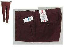 Izod mens pants Saltwater straight fit chinos size 38/30 NEW