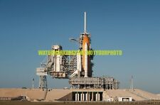 Nasa Space Shuttle Endeavour Color Photo Military  Kennedy Space Center Rocket