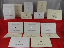 Personalised Wedding Day,Evening Invites, Save The Date, Table Numbers, Menu's