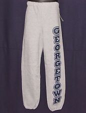 Vintage 80s/90s Georgetown HOYAS SWEAT PANTS Dodger NWT NEW Old Stock S, M, L