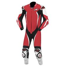 Alpinestars GP Tech 2015 1-Piece Leather Suit Red/White/Black