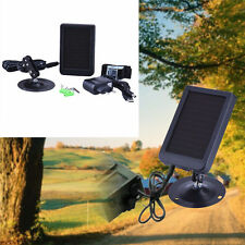 HT-002 Low Power Trail Hunting Camera Charger Battery Hunting Camera Solar Panel