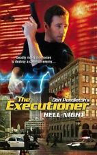 Executioner #351.Hell Night.by Don Pendleton (2008, Paperback) Action. Adventure