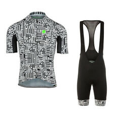 Cycling Bike Short Sleeve Clothing Bicycle Sports Wear Jersey Shorts Set Unisex