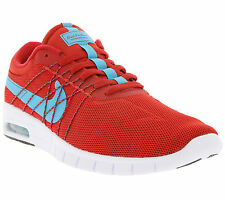 NEW NIKE SB John clay Max Shoes Men's Sneakers Skater Trainers Red 833446 641