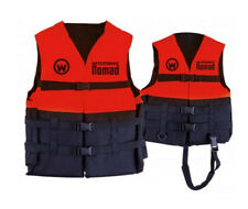Red Watersnake Nomad Adult or Child Life Jacket - Level 50 PFD