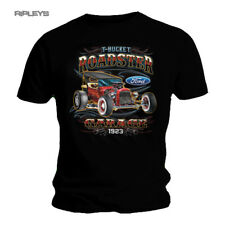 Official T Shirt FORD USA Hot Rod 1923 T-BUCKET Roadster Garage All Sizes