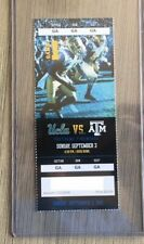2017 UCLA Bruins Football Official Mint Ticket Stub - pick any game!