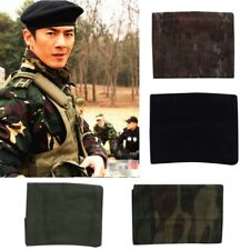 Military Tactical Desert Army Mesh Scarf Sniper Face Veil Multi Purpose Camping