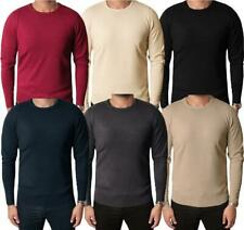 Mens Jumper Soft Cashmillon Fashion Knitwear Sweater Pullover Kensingtion