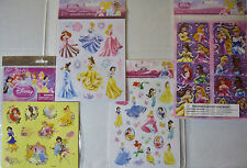 NEW DISNEY PRINCESS Stickers * Your Choice * Motion Stickers SANDYLION or SAVVI