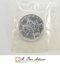 2000 Canada $5.00 1 OZ. Fine Silver Maple Leaf - Fireworks Privy *8453