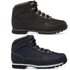 TIMBERLAND EURO HIKER FL MID BOOT 6656A 6657A 44.5-45.5 NEW 120€ outdoor boots