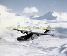 Consolidated PBY-5A Catalina Color Photo Military USN  Patrol Squadron 61 1943