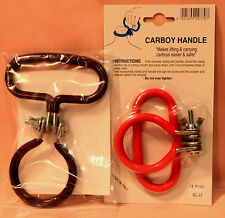Carboy Handles for Wine Making / Beer Making,  6-1/2 gallon or 3, 5, & 6 gallon