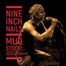 Nine Inch Nails - Mudstock! (woodstock 1994) (clear Vinyl) NEW 2 x LP