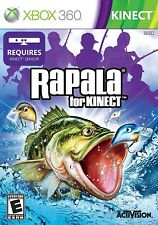 Rapala for Kinect New and Factory Sealed For Xbox 360
