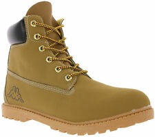 Kappa Combo Mid Men's Shoes Winter Boots Hiking Shoes Brown 241635/4150