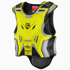 Icon Mil-Spec Yellow Field Armor Stryker Motorcycle Vest - All Sizes