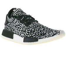 Adidas Originals NMD_R1 PRIMEKNIT BOOST SHOES TRAINERS BLACK by3013