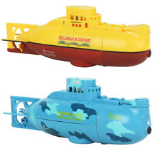 360° Rotation Mini Remote Control RC Submarine Boat Toy for Lake Pool