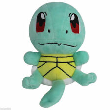 """New 6"""" SQUIRTLE Pokemon Stuffed Soft Plush Toy Doll figure"""