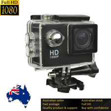 Sports Camera Video Helmet Action Cam  HD 1080P Waterproof +Bicycle Fit Mount CD