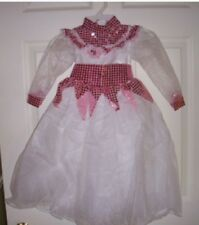 Princess Belle Ballgown Pink Deluxe Costume NWT 2-4 4-6