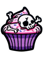 Creepy Cupcake Patch