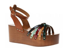 Isabel Marant wedges sandals in Multi-Color Leather