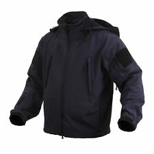 Rothco Special Ops Tactical Soft Shell Jacket Midnight Navy Blue #9511