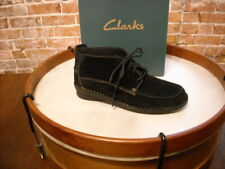Clarks Bendables Black Suede Nikki Class Ankle Boot NEW