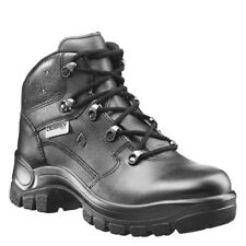 Haix Airpower P7 Mid Black 206214 Tactical Waterproof Athletic Leather Boots