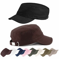 Army Hat Baseball Cap Military Cotton Urban Hat Mens / Ladies in 8 Colours