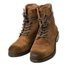 Replay Men's Leather Shoes, Men Donald Ankle Boots, Boots, Size 41-45