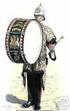 #28 Bass Drummer Royal Regt of Wales Print for Framing