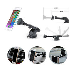 Universal 360° Magnetic Car Dash Windshield Mount Holder for Samsung iPhone GPS