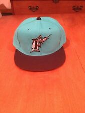 Florida Marlins New Era Fitted Hat new 5950 MLB Baseball Diamond Collection
