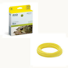 Rio Mainstream Bass Fly Line, Floating, New - with Free Shipping!!!